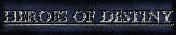 Heroes of Destiny (logo)